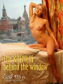 The Kremlin Behind The Window
