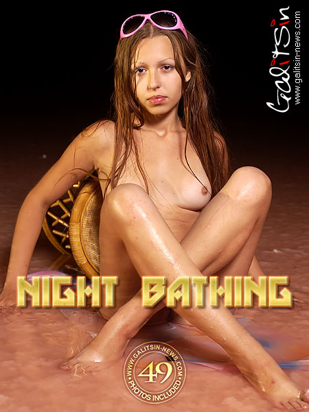 Abelina - `Night Bathing` - by Galitsin for GALITSIN-NEWS