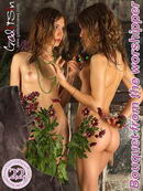 Twins in Bouquet From The Worshipper gallery from GALITSIN-NEWS by Galitsin