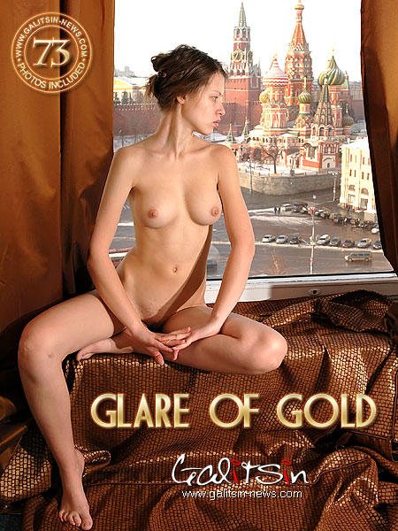 Valentina - `Glare Of Gold` - by Galitsin for GALITSIN-NEWS
