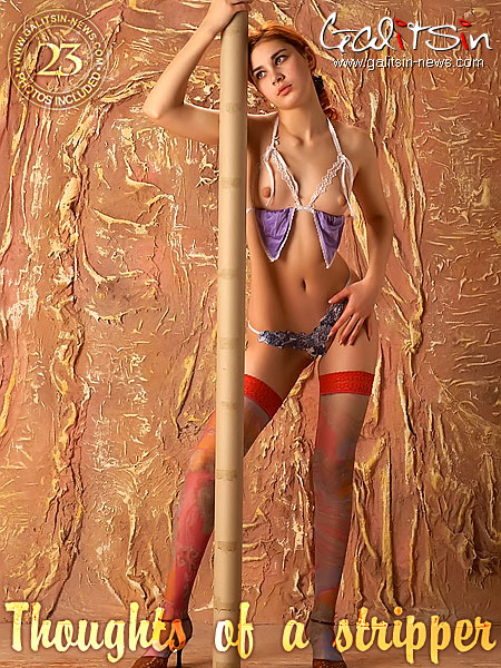 Angelina - `Thoughts Of A Stripper` - by Galitsin for GALITSIN-NEWS