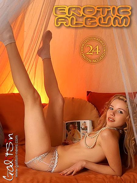 Natia - `Erotic Album` - by Galitsin for GALITSIN-NEWS