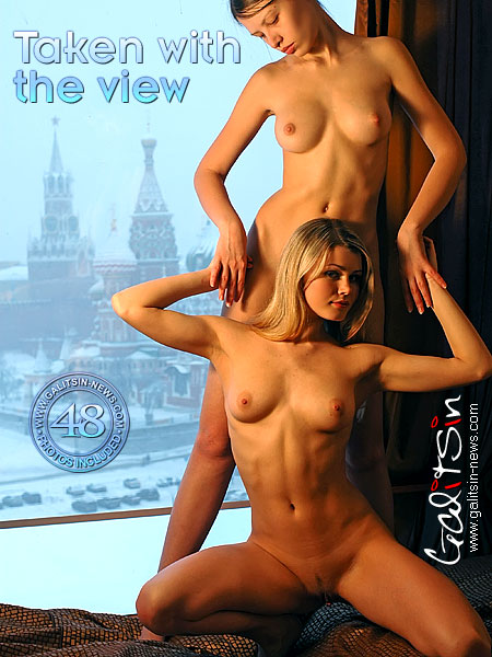 Valentina & Varvara - `Taken With The View` - by Galitsin for GALITSIN-NEWS