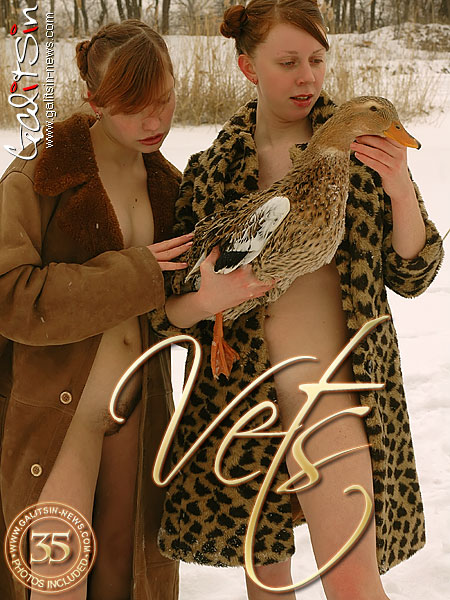 Aksinya & Masha - `Vets` - by Galitsin for GALITSIN-NEWS