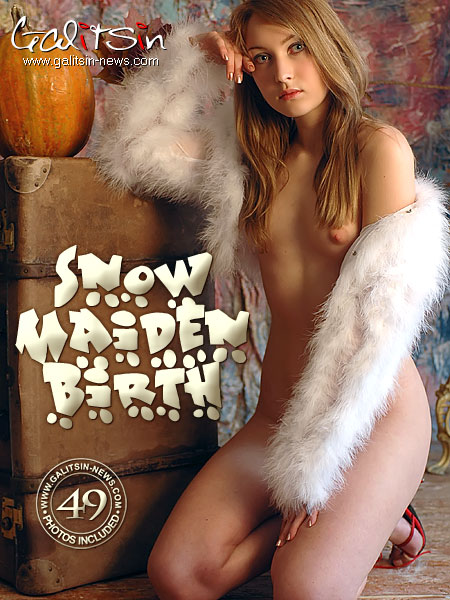 Valery - `Snow Maiden Birth` - by Galitsin for GALITSIN-NEWS