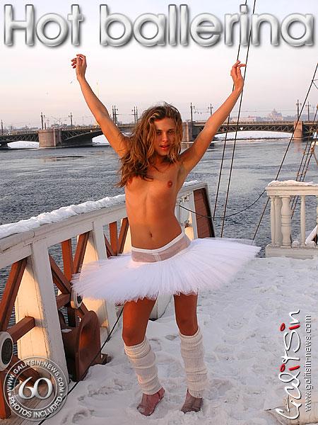 Olesya in Hot Ballerina gallery from GALITSIN-NEWS by Galitsin