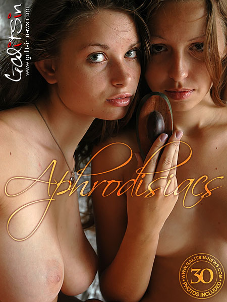 Abelina & Katia - `Aphrodisiacs` - by Galitsin for GALITSIN-NEWS