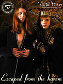 Aksinya & Masha in Escaped From The Harem gallery from GALITSIN-NEWS by Galitsin