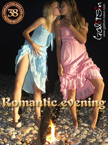 Alice & Liza - `Romantic Evening` - by Galitsin for GALITSIN-NEWS