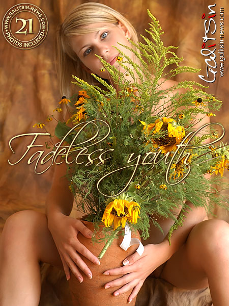 Krista - `Fadeless Youth` - by Galitsin for GALITSIN-NEWS