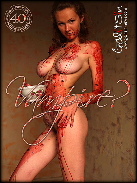 Vera - `Vampire?` - by Galitsin for GALITSIN-NEWS