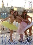 Kelly & Olesya & Sofia - Winter Ballet