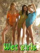Alice & Katia & Liza - Wet Girls