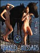 Olea & Valentina - Naked Hussars