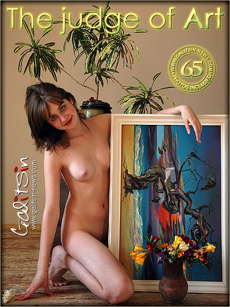 Sonya - `The Judge Of Art` - by Galitsin for GALITSIN-NEWS