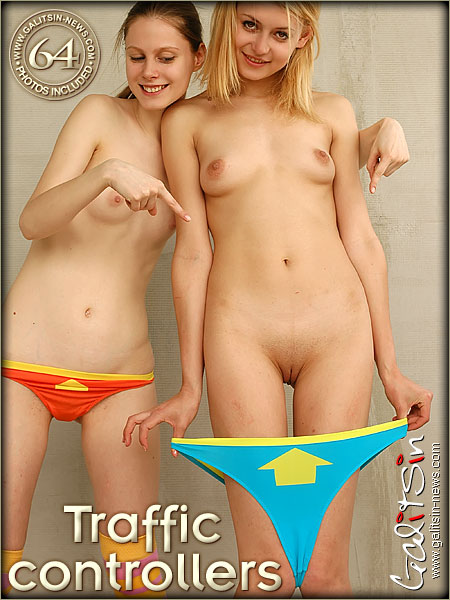 Alexa & Asja - `Traffic Controllers` - by Galitsin for GALITSIN-NEWS