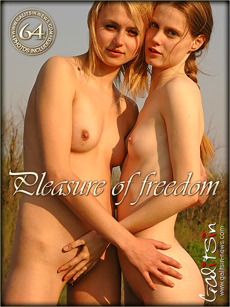 Alexa & Asja - `Pleasure Of Freedom` - by Galitsin for GALITSIN-NEWS