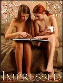 Angelina & Valentina - Impressed