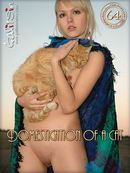 Liza in Domestication Of A Cat gallery from GALITSIN-NEWS by Galitsin