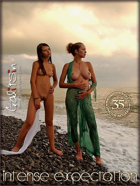 Valentina & Vera - `Intense Expectation` - by Galitsin for GALITSIN-NEWS