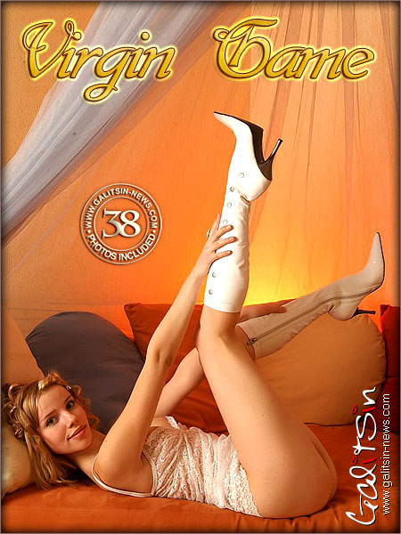 Natia - `Virgin Game` - by Galitsin for GALITSIN-NEWS