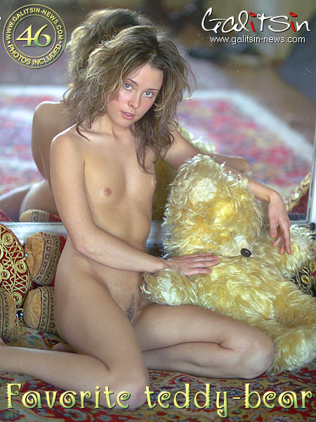 Nyama - `Favorite Teddy-bear` - by Galitsin for GALITSIN-NEWS