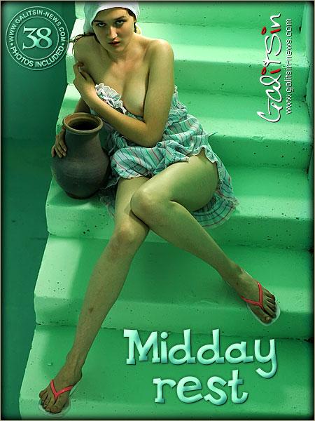 Lida - `Midday Rest` - by Galitsin for GALITSIN-NEWS