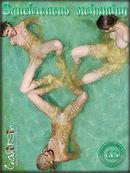 Asja & Katrin & Valentina - Synchronous Swimming