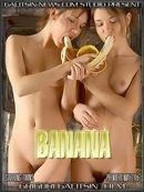 Twins in Banana video from GALITSINVIDEO by Galitsin