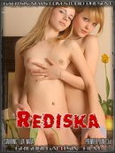 Liza & Natia in Rediska video from GALITSINVIDEO by Galitsin