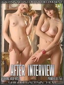 Katia & Krista - After Interview