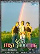 Gera & Katia & Valentina - Gera First Shooting - Part I