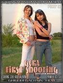 Gera & Katia & Valentina - Gera First Shooting - Part III
