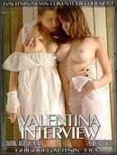 Katia & Valentina - Valentina Interview