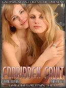Julia & Natia in Forbidden Fruit video from GALITSINVIDEO by Galitsin