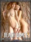 Gera & Valentina - Beach Games