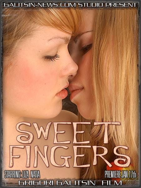 Liza & Natia - `Sweet Fingers` - by Galitsin for GALITSINVIDEO