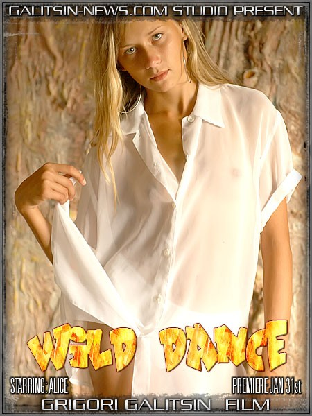 Alice - `Wild Dance` - by Galitsin for GALITSINVIDEO