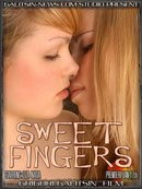 Liza & Natia in Sweet Fingers video from GALITSINVIDEO by Galitsin