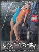 Lina & Valentina - Car Washing