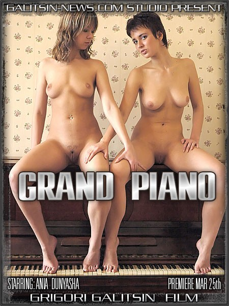 Ania & Dunyasha - `Grand Piano` - by Galitsin for GALITSINVIDEO