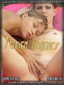 Alice & Krista in Tender Touch video from GALITSINVIDEO by Galitsin