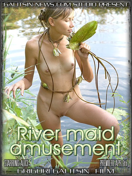 Alice - `River Maid Amusement` - by Galitsin for GALITSINVIDEO