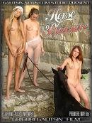 Alice & Lina & Maya - Horse Pleasure