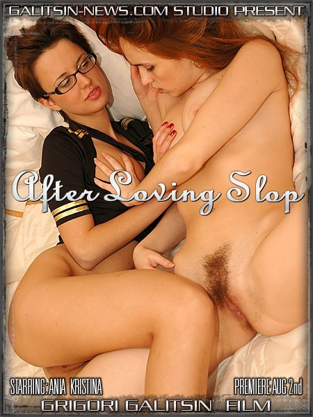 Ania & Kristina - `After Loving Slop` - by Galitsin for GALITSINVIDEO