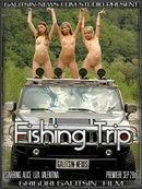 Alice & Liza & Valentina - Fishing Trip