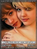 Liza & Sandra in While The Girlfiend is not at Home video from GALITSINVIDEO by Galitsin