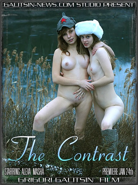 Alexa & Masha - `The Contrast` - by Galitsin for GALITSINVIDEO