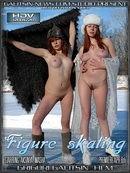 Aksinya & Masha - Figure Skating