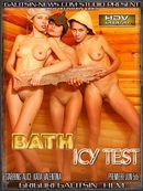 Alice & Katia & Valentina - Bath Icy Test